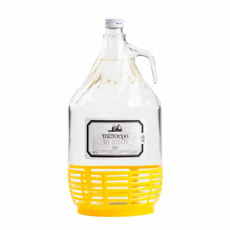 Τσίπουρο το Κλασσικόν, Αποσταγματοποιΐα CHRIS. Tsipouro the Simple by CHRIS Distillery